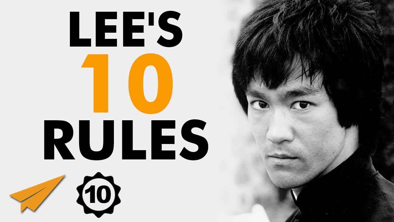 Consistency Quotes Wallpaper Bruce Lee S Top 10 Rules For Success