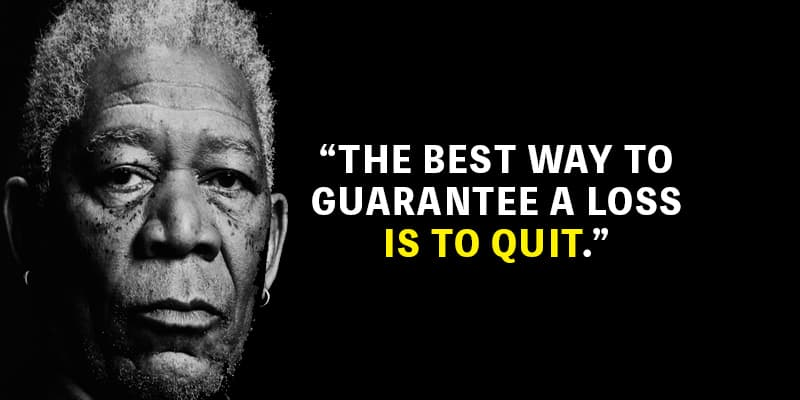 Denzel Washington Quote Wallpaper 20 Morgan Freeman Quotes That Will Inspire You