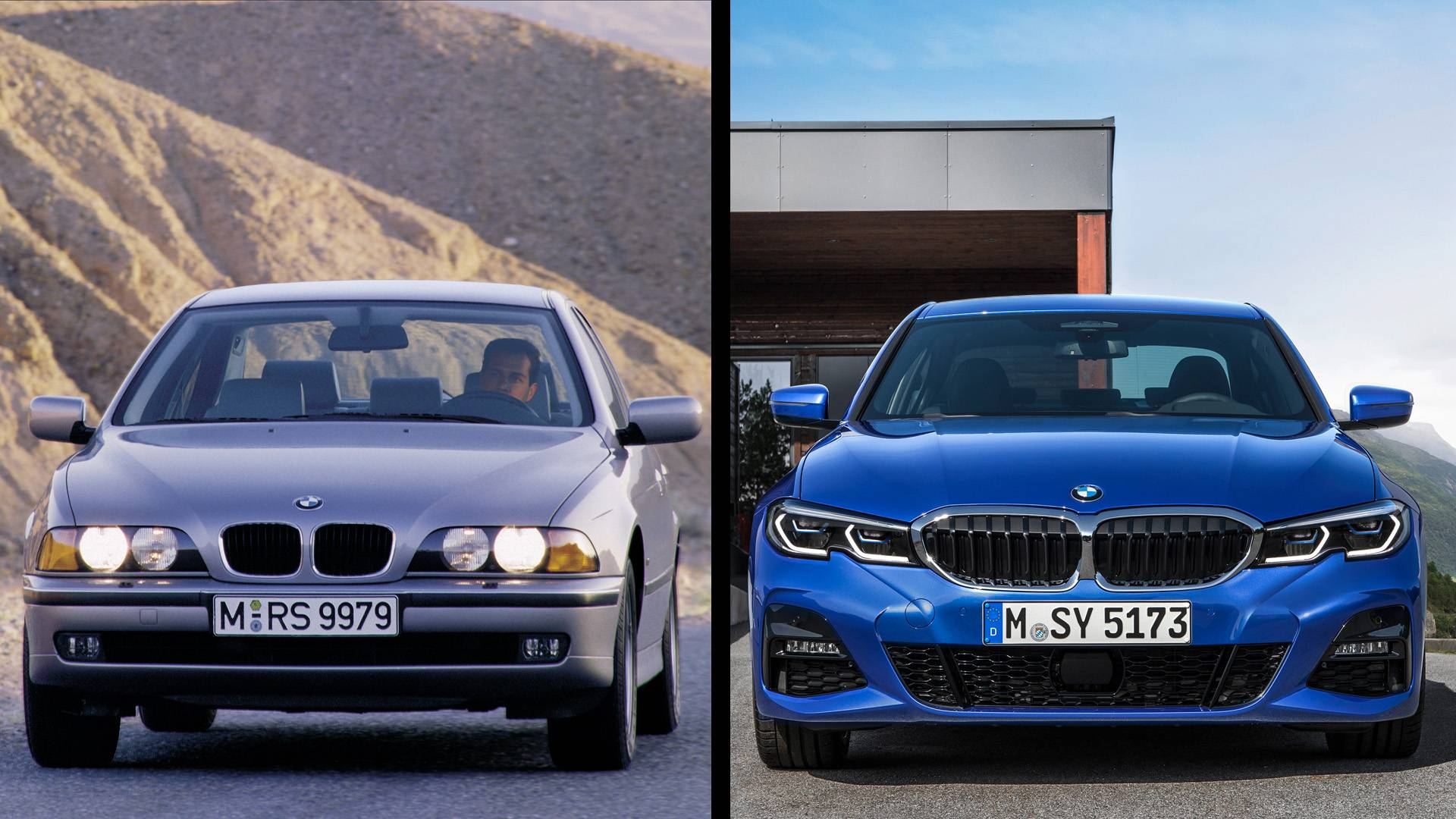 Afmetingen Bmw 3 Serie The New Bmw 3 Series Is Bigger Than An E39 5 Series