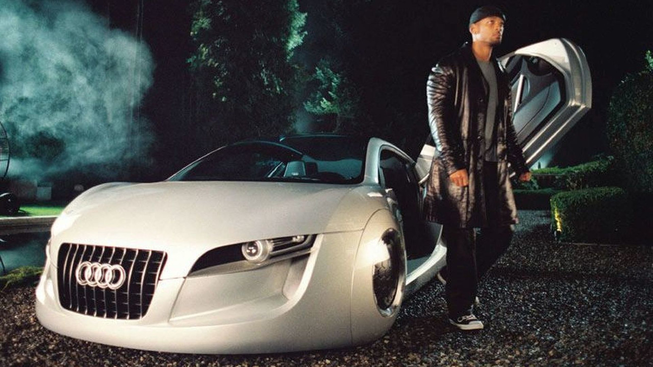 I Robot Will Smith And The Audi Rsq In