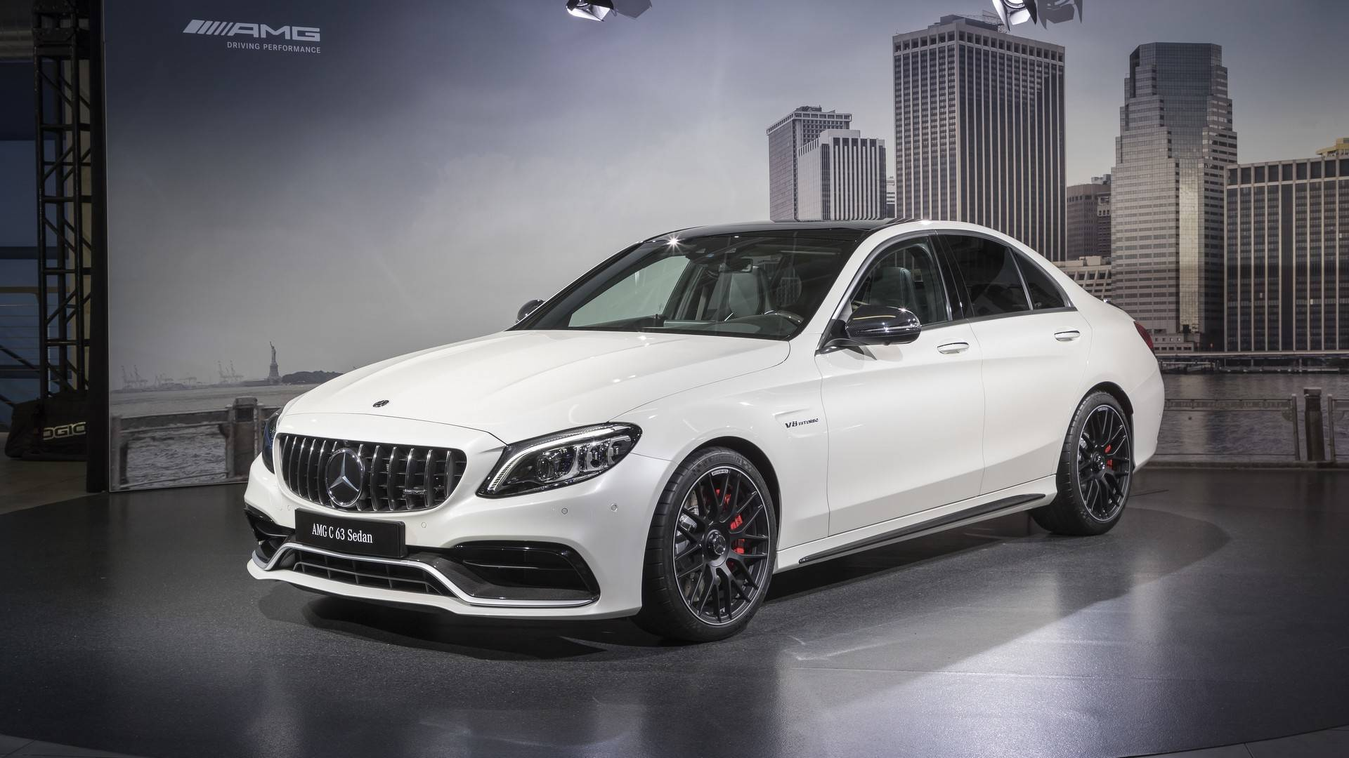 Mercedes Amg Amg Boss Announces Next Mercedes Amg C63 Will Go Hybrid
