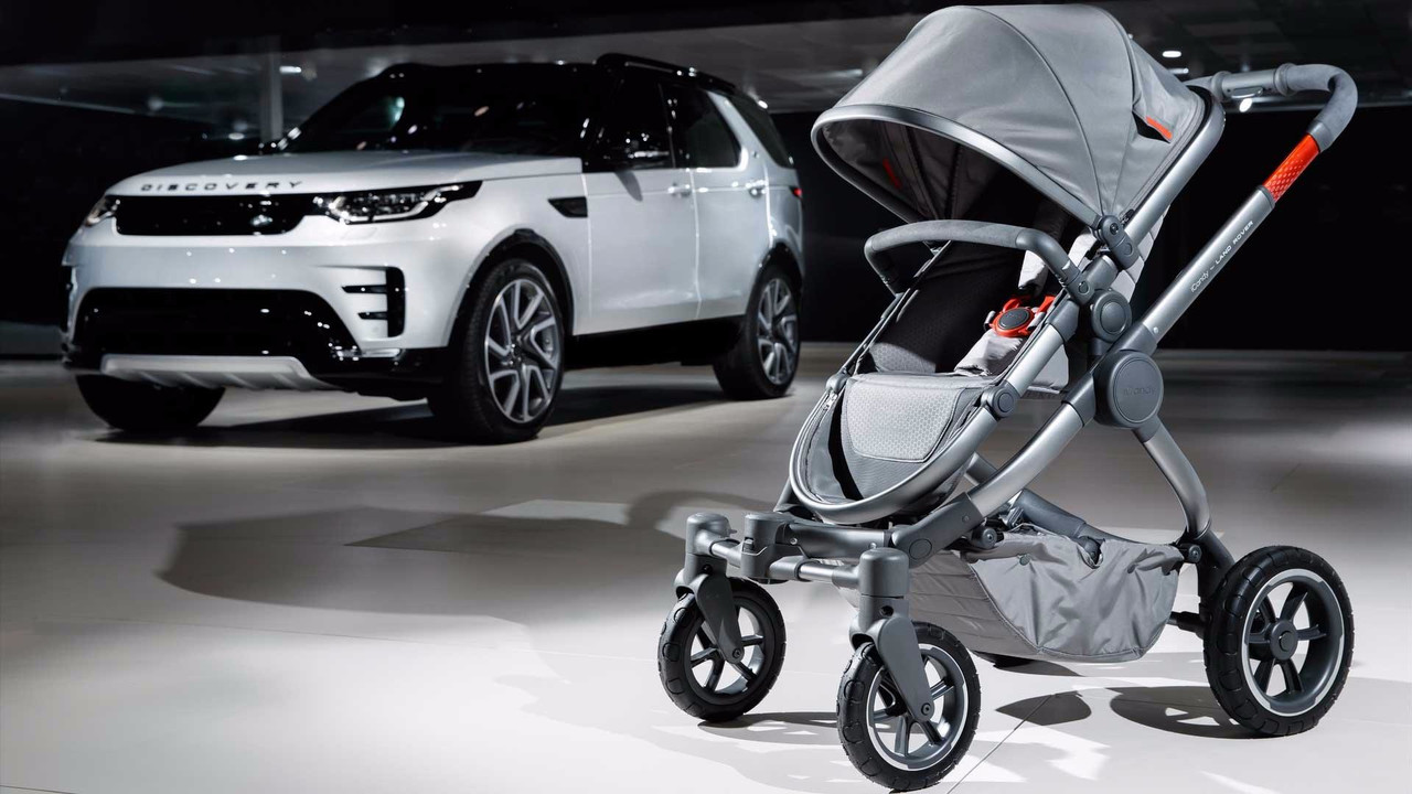 Baby Buggy Brands Land Rover Has An Off Road Baby Stroller That Costs 2 000