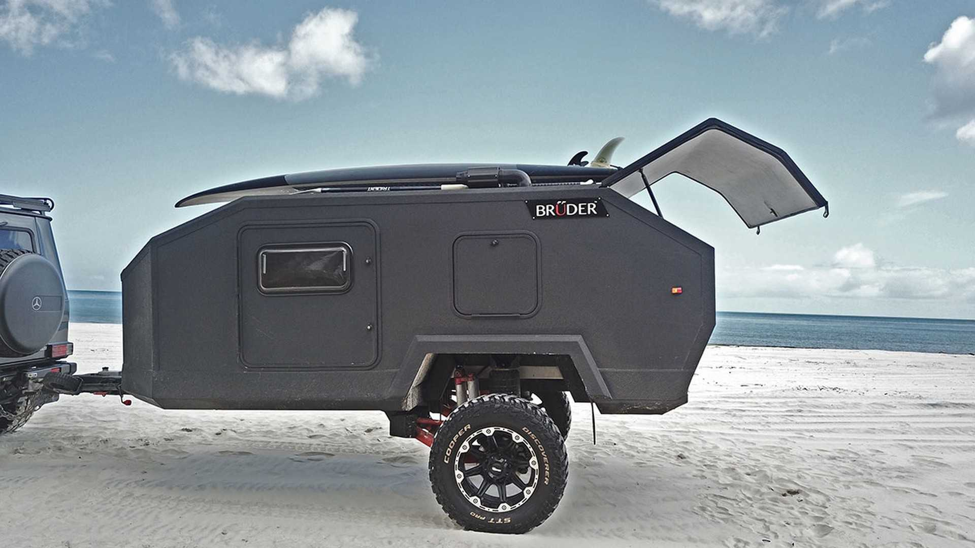 Outdoor Anhänger Bruder Exp 4 Trailer Is The Camper You Could Actually Afford