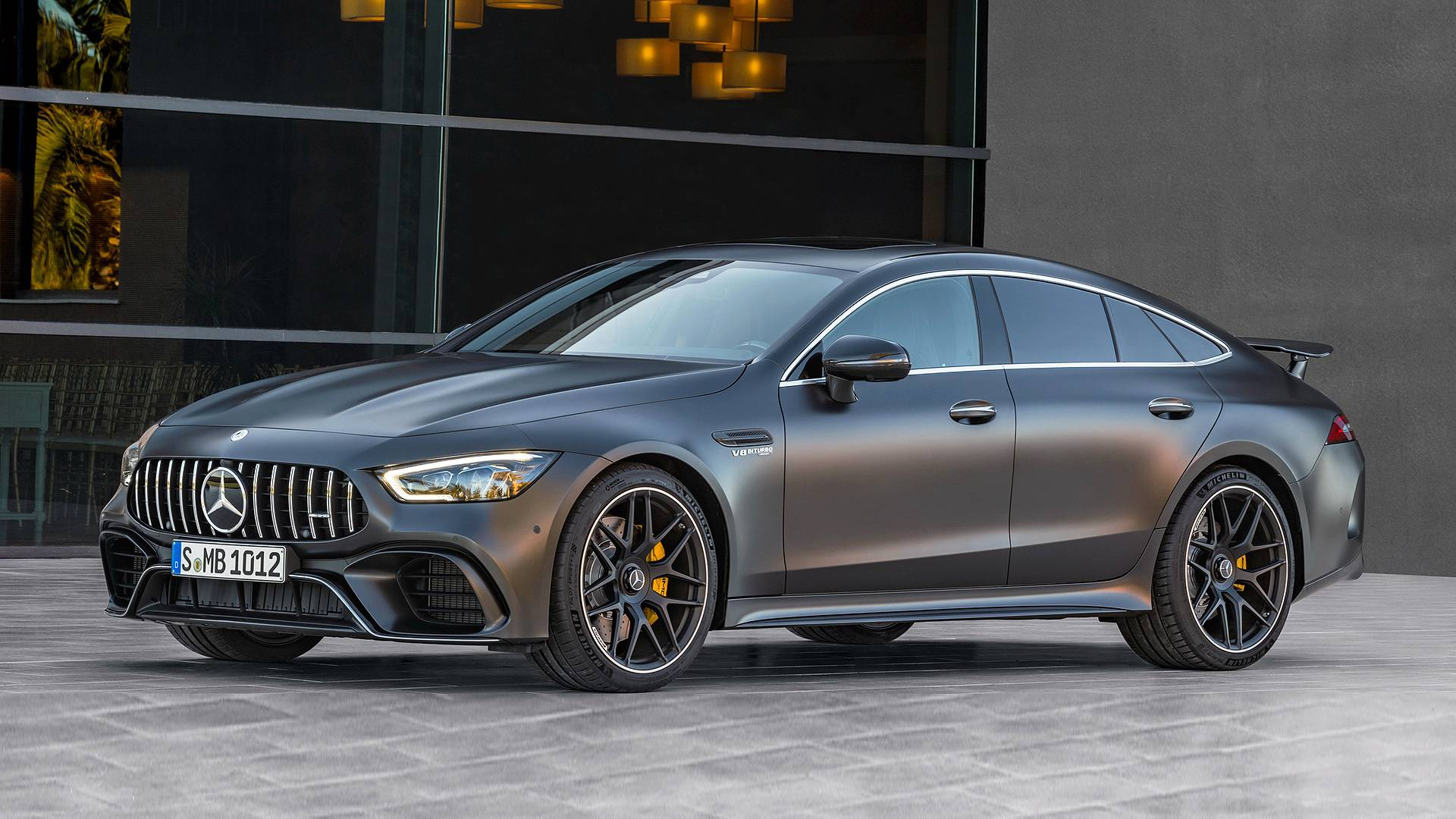 Mercedes Amg Mercedes Benz Amg Gt Coupe News And Reviews Motor1