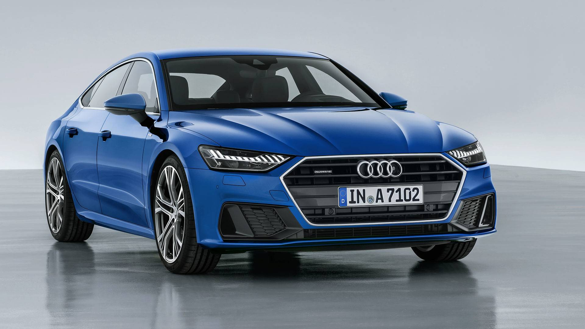 Garage Audi Tours Take A Good Look At The All New Audi A7 In 9 Official Videos
