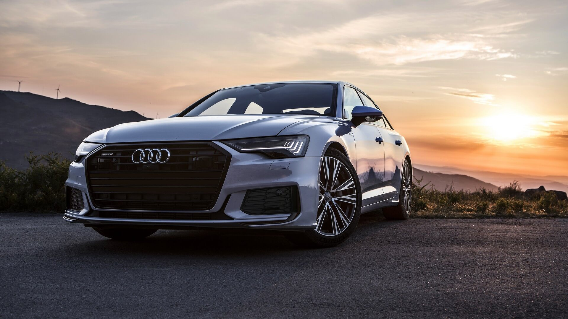 Audi A6 Quattro Audi A6 Beauty Shots Might Steer You Away From Buying A 5 Series