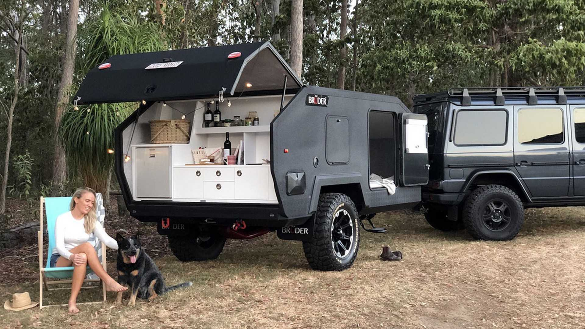 4 Camping Bruder Exp 4 Trailer Is The Camper You Could Actually Afford
