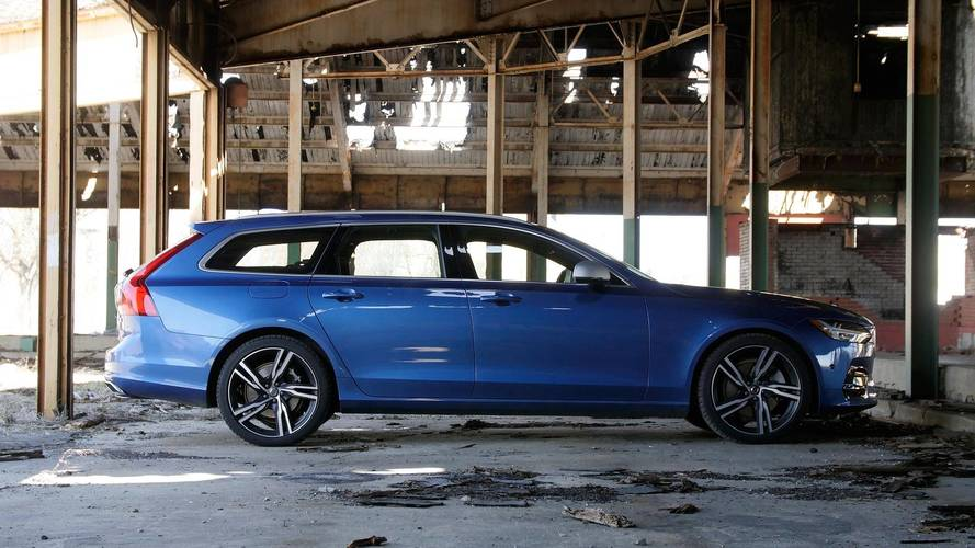 Jaguar XF Sportbrake Vs Volvo V90 No, You Don\u0027t Need An SUV