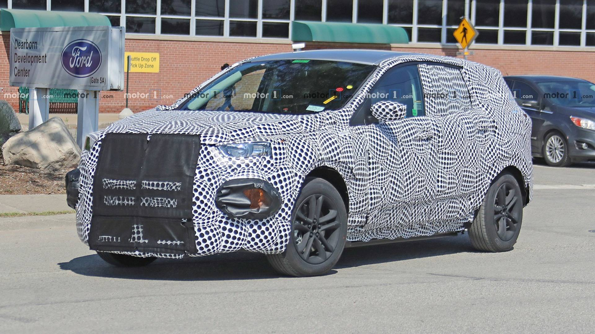 Cuv Car Is This Ford S New Mustang Based Mach 1 Crossover