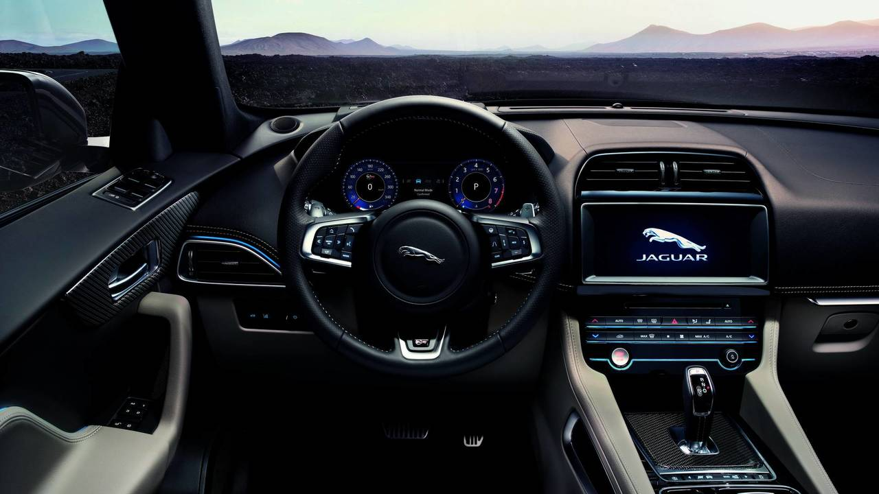 Interieur E Pace Jaguar Jaguar J Pace Coming In 2021 With Upgraded Range Rover Platform