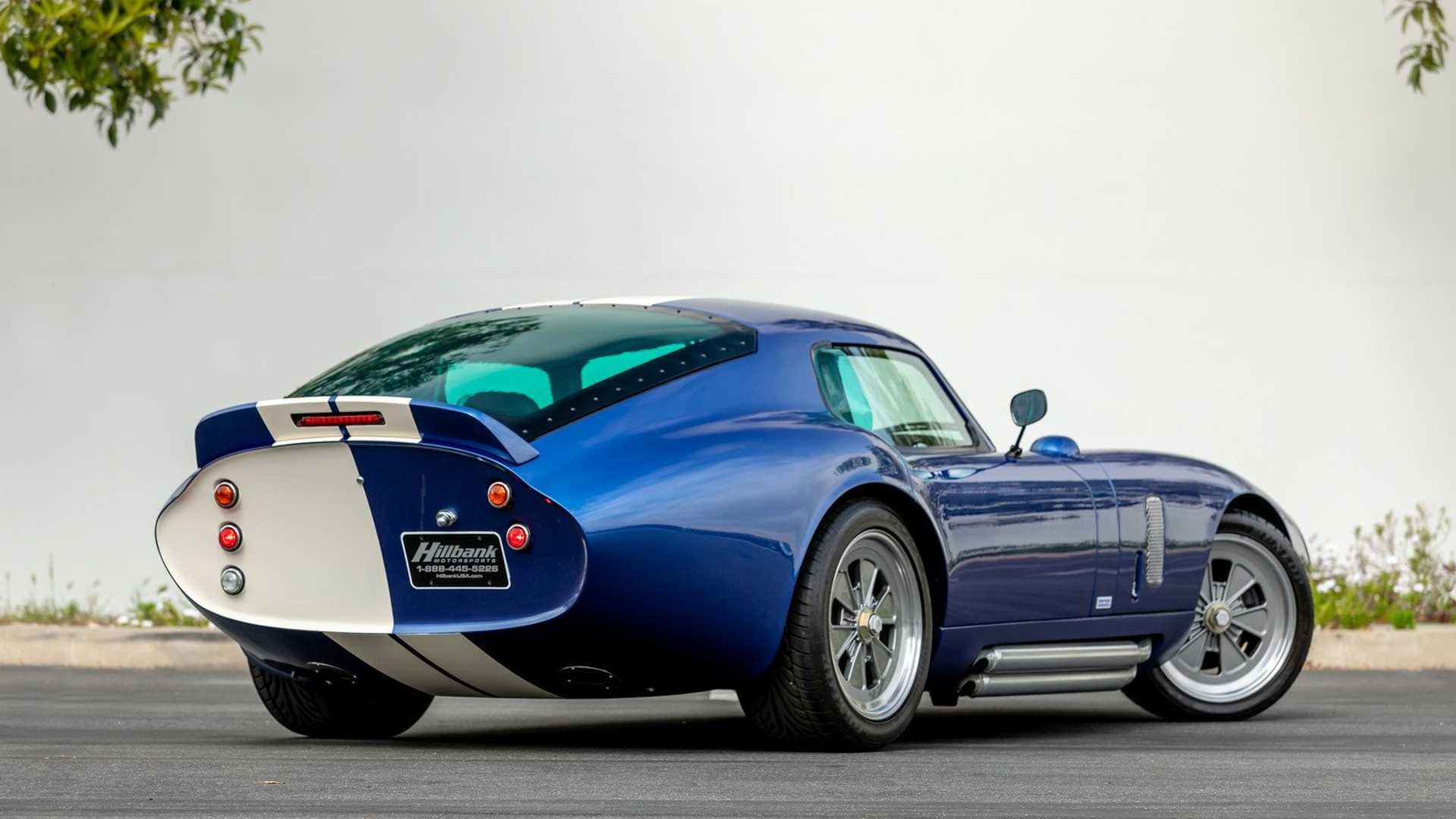 This Continuation Superformance Daytona Is Exquisitely