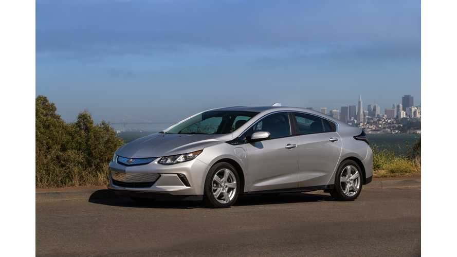 General Motors Brake Recall Hits Chevy Volt, Bolt Too