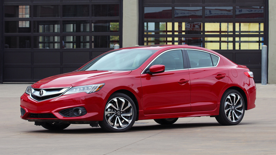 Refreshed 2019 Acura ILX Arrives Looking Sharper And Meaner