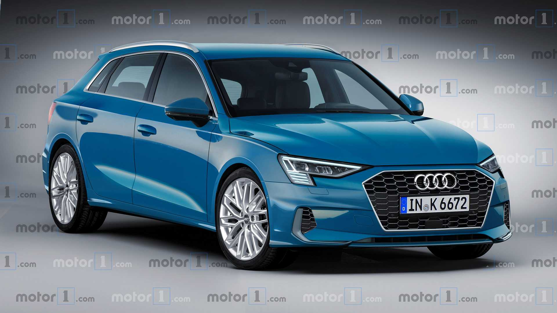 A3 Interieur 2020 Audi A3 Sportback Render Takes Off The Camouflage