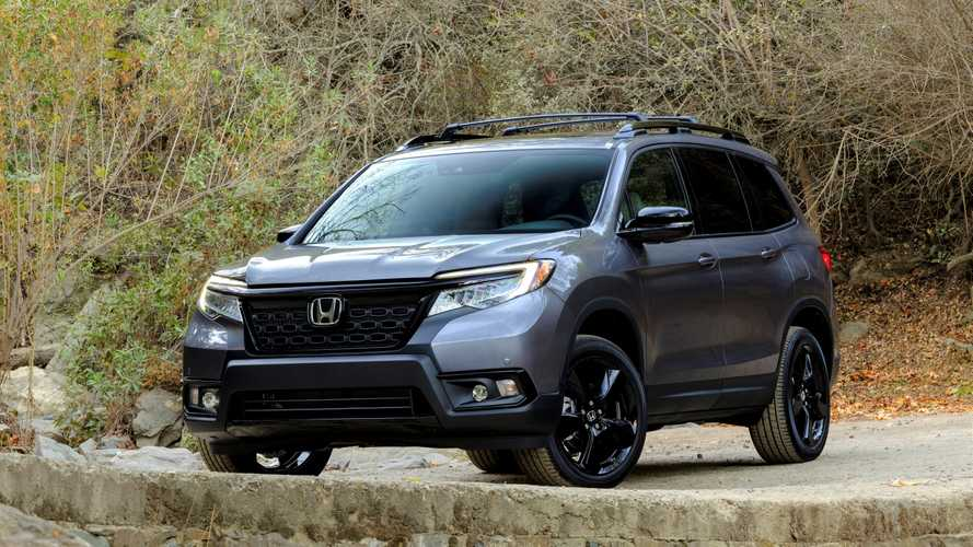 Car Lineup Wallpaper 2019 Honda Passport Debuts Its Suv Bod To The La Scene