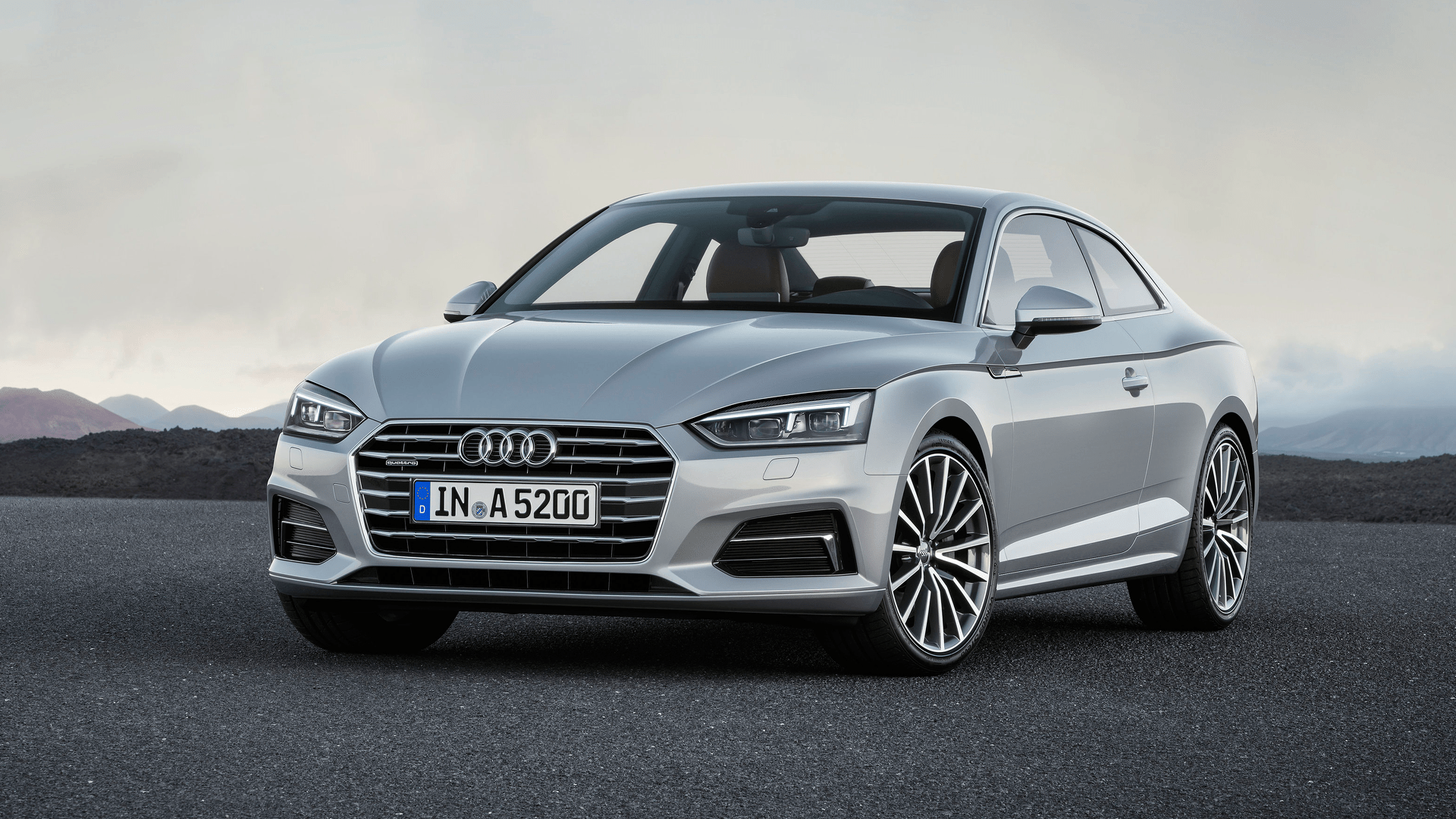Audi A4 Coupe Fire Brings Audi A4 A5 Production To A Screeching Halt