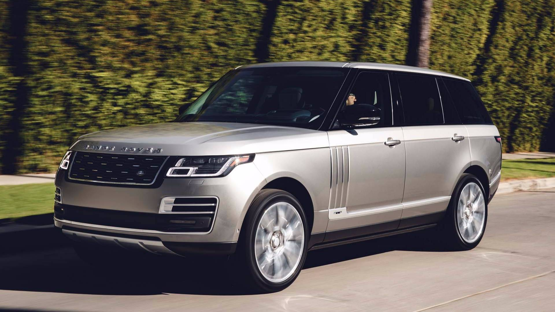 Landrover Range 2021 Range Rover To Be A Lot Lighter Thanks To All New Platform
