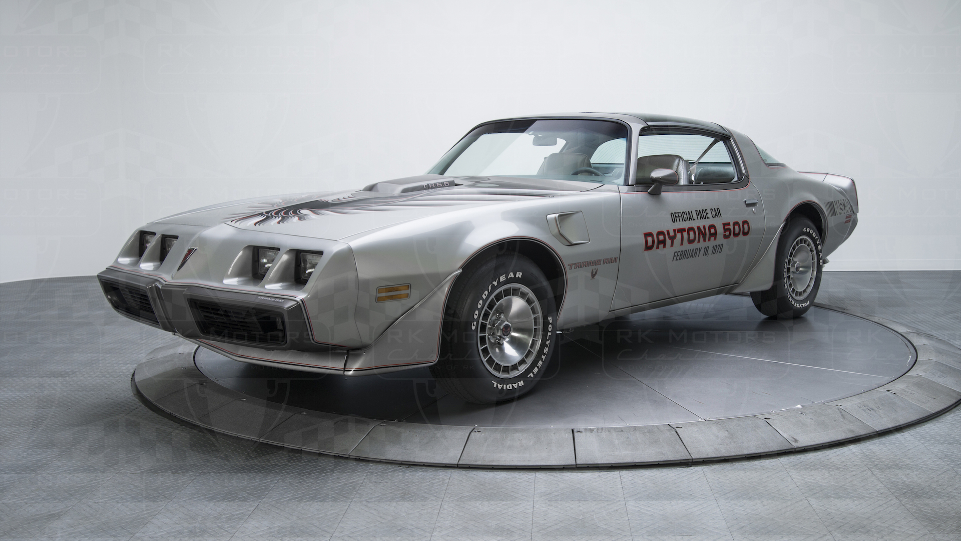 1979 Trans Am Picture 1979 Pontiac Trans Am 10th Anniversary Edition Is One Of Just 1 871