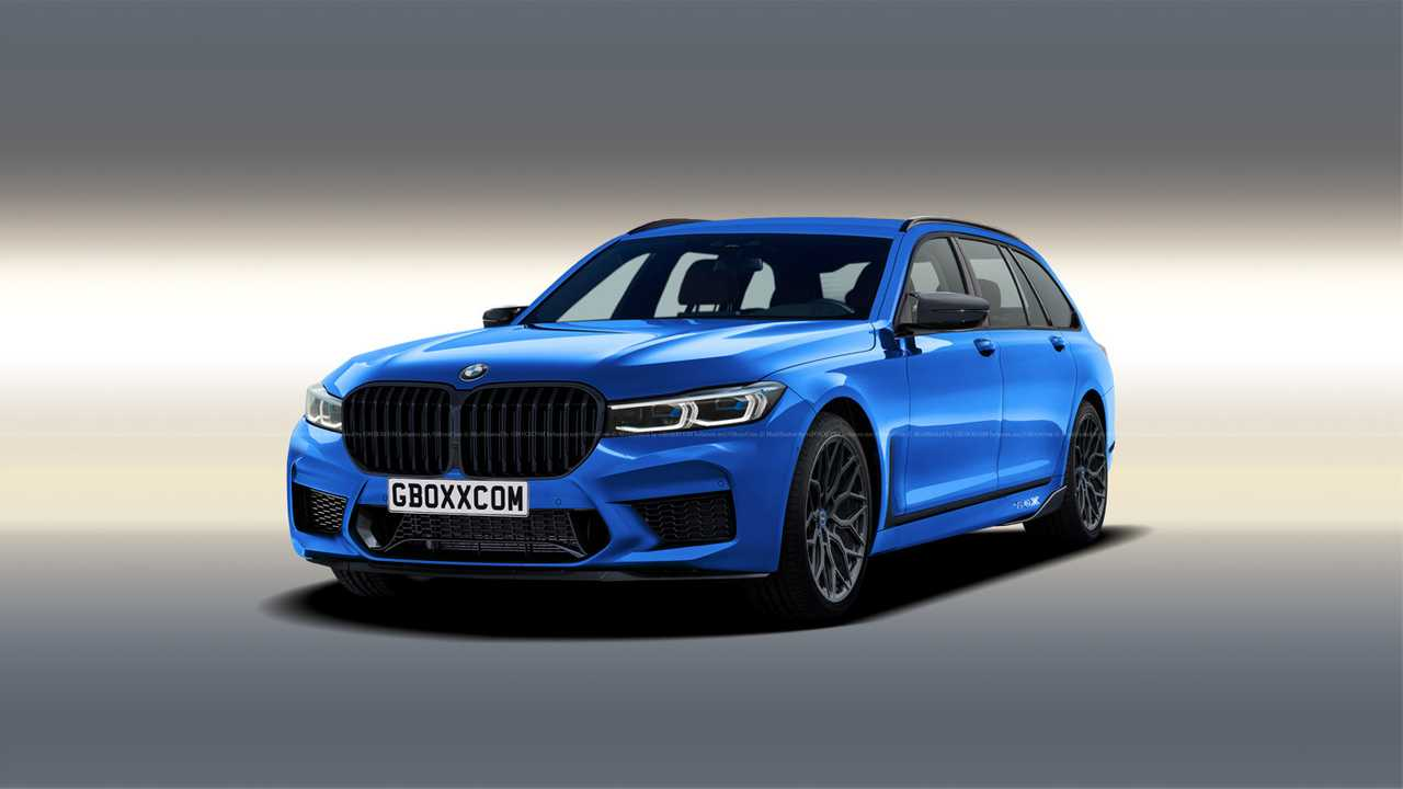 7 Serie Bmw M7 Touring Rendered As One Wagon To Rule Them All