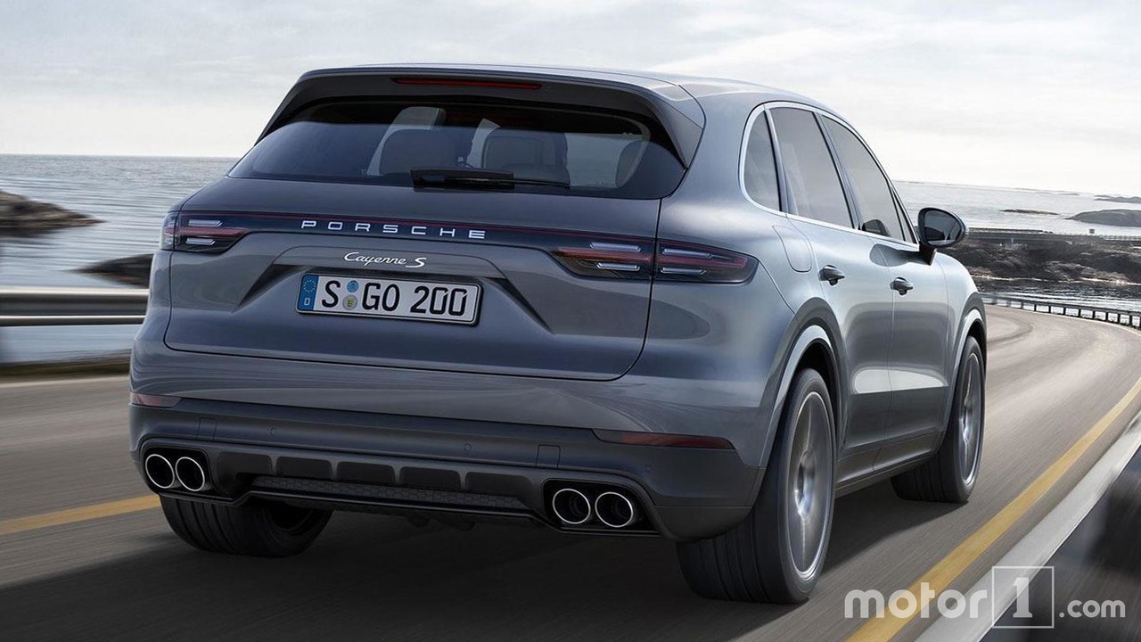Jip Interieur 2019 Porsche Cayenne: See The Changes Side-by-side