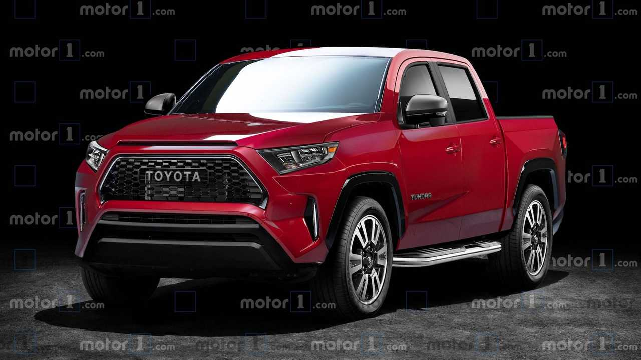 Red 1.com Here S What The Redesigned Toyota Tundra Might Look Like