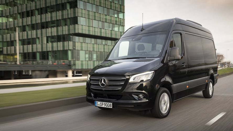2019 Mercedes-Benz Sprinter First Drive Delivering Updates All Around