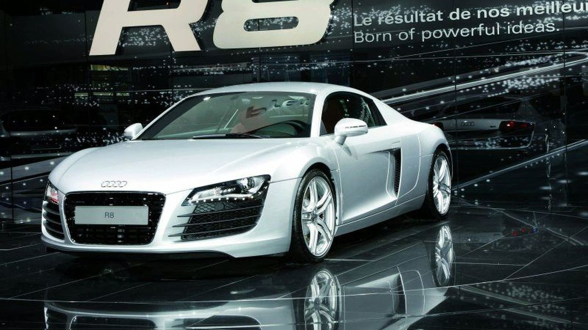 Bang And Olufsen Paris New Audi R8 Bang Olufsen Sound System Motor1 Photos