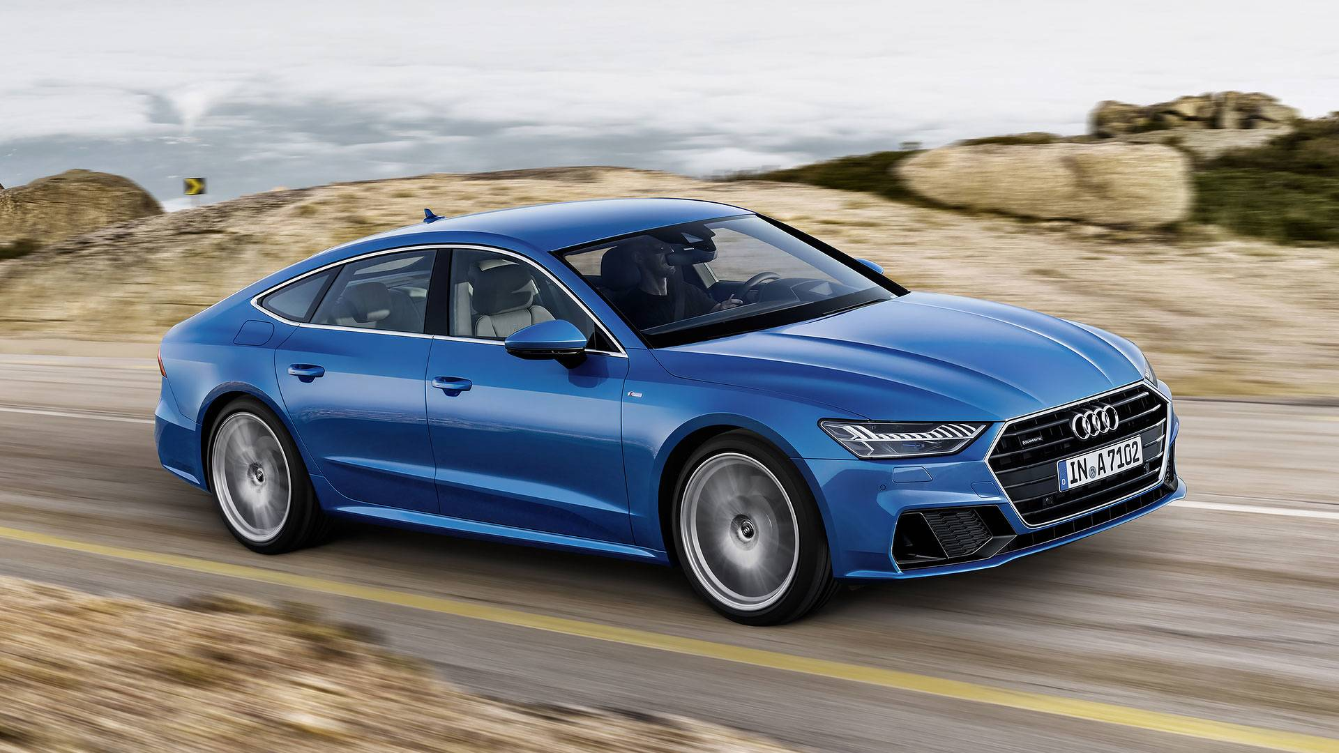 Garage Audi Tours 2019 Audi A7 Debuts With Even More Beauty Technology