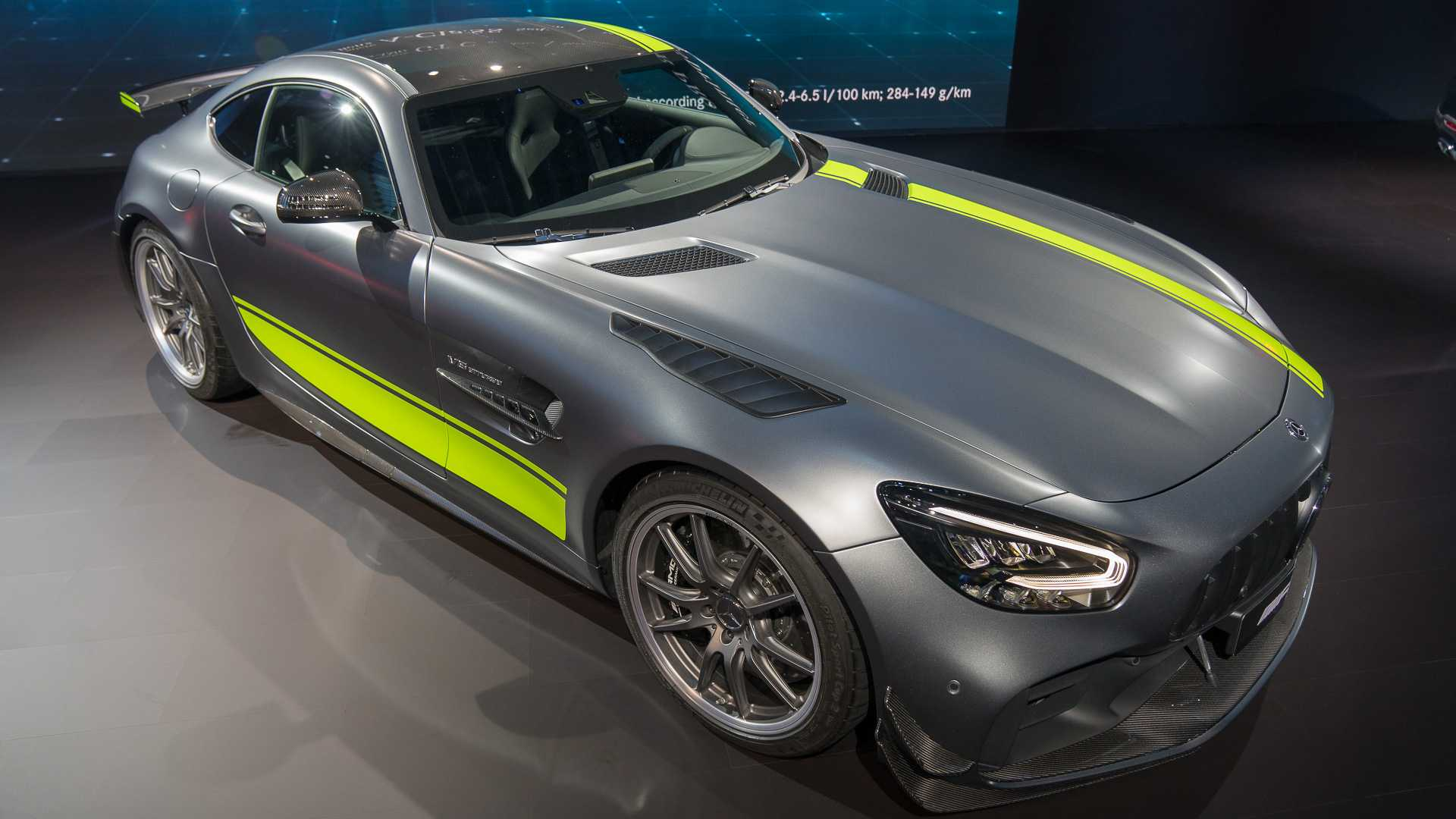 Mercedes Amg 2020 Mercedes Amg Gt Revealed With Tech And Styling Updates Update