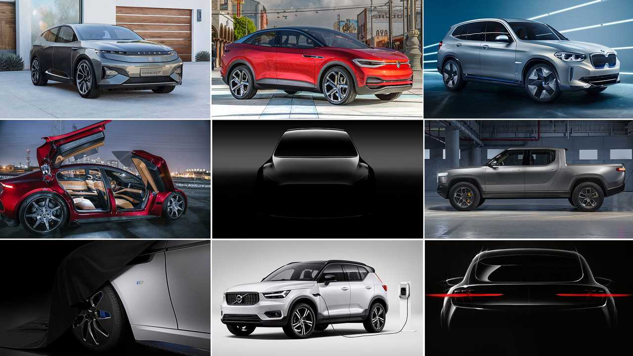 Electric Vehicle Manufacturers North America 2020 Electric Vehicles The Big Breakthrough Year For Evs