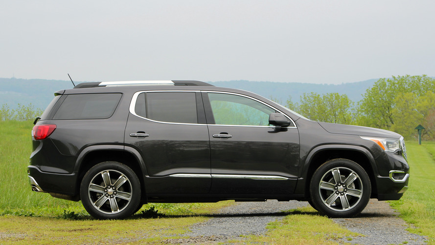 First Drive 2017 GMC Acadia