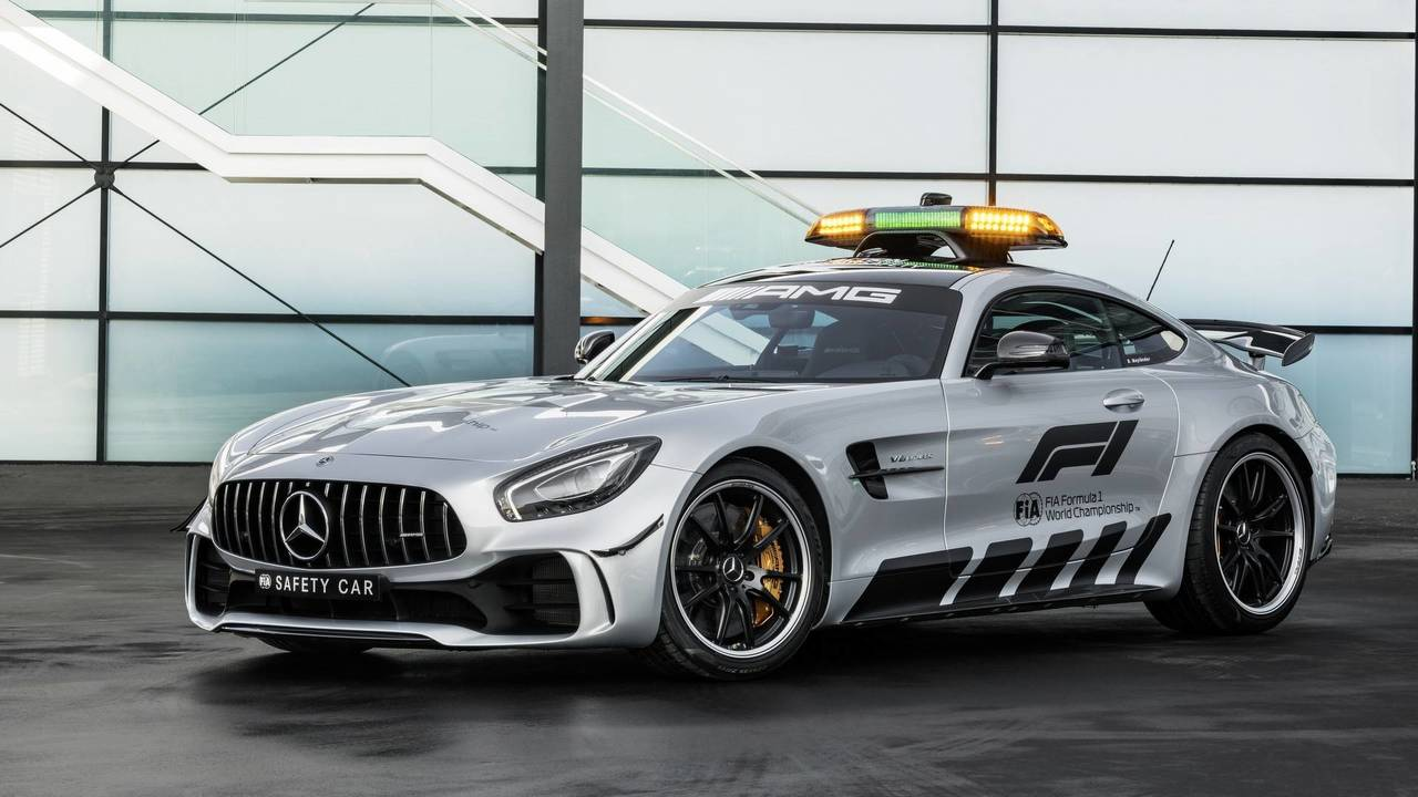 Safety Car Australian Grand Prix Mercedes Amg Gt R Revealed As The Most Powerful F1 Safety