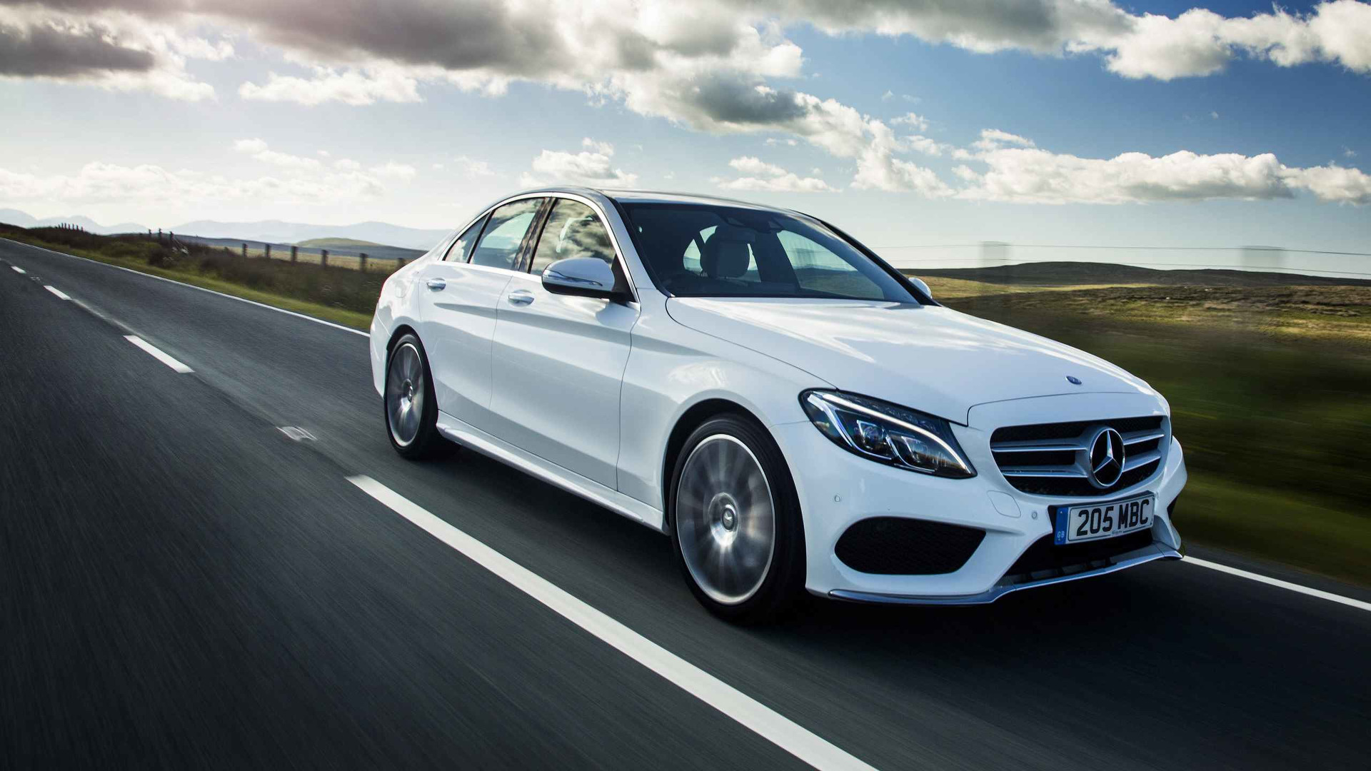 C220 Amg 2017 2017 Mercedes Benz C Class Saloon Review
