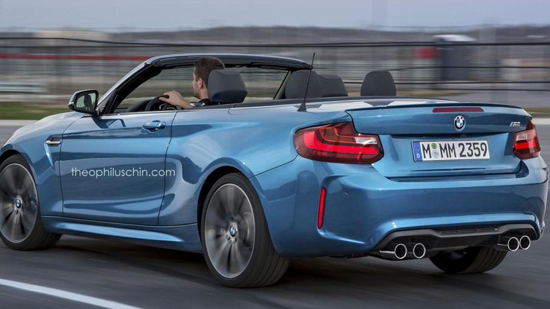 But Convertible Bmw M2 Convertible Already Rendered But Will They Make It