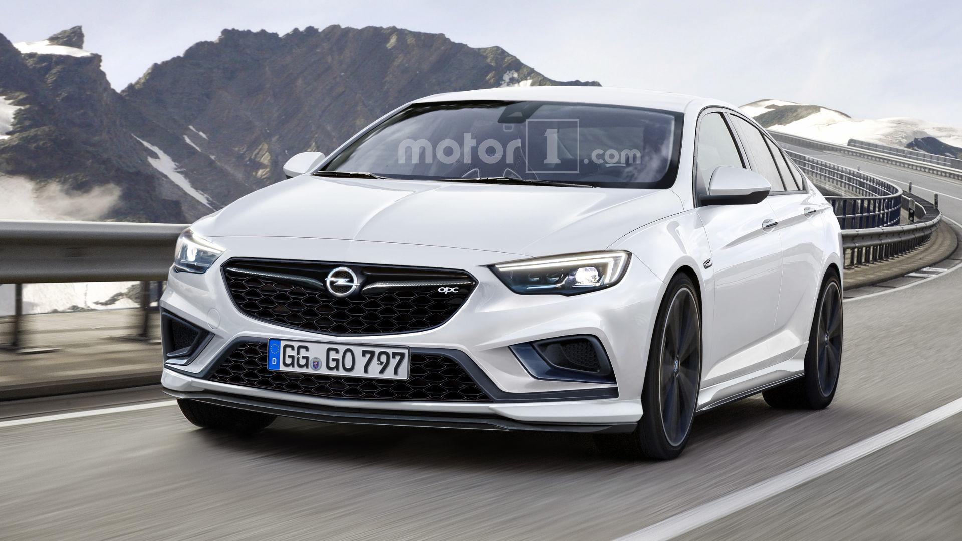 Vauxhall Insignia 2018 New Opel Insignia Opc Rendered Will Most Likely Happen
