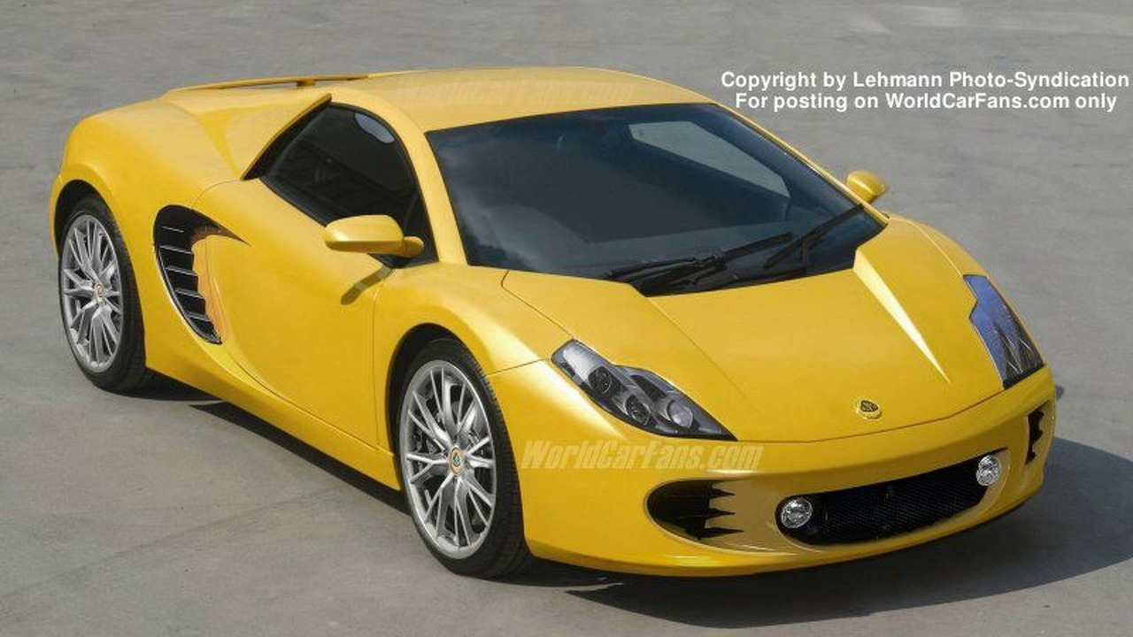 Esprit New New Lotus Esprit Artist Rendering Motor1 Photos