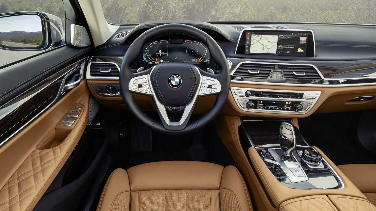 7 Serie 2020 Bmw 7 Series Looks Stylish In A Walkaround Video