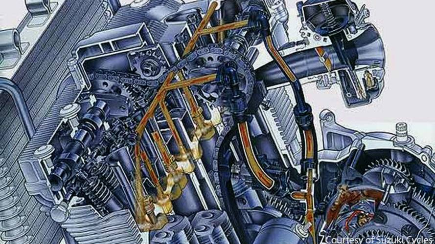 The History of Suzuki\u0027s Air/Oil-Cooled Machines