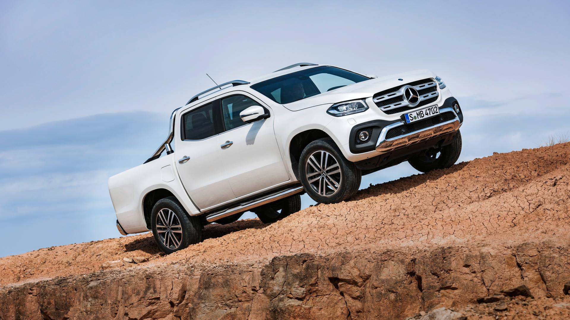 Classe X Mercedes Amg X Class Will Never Happen Says Amg Boss