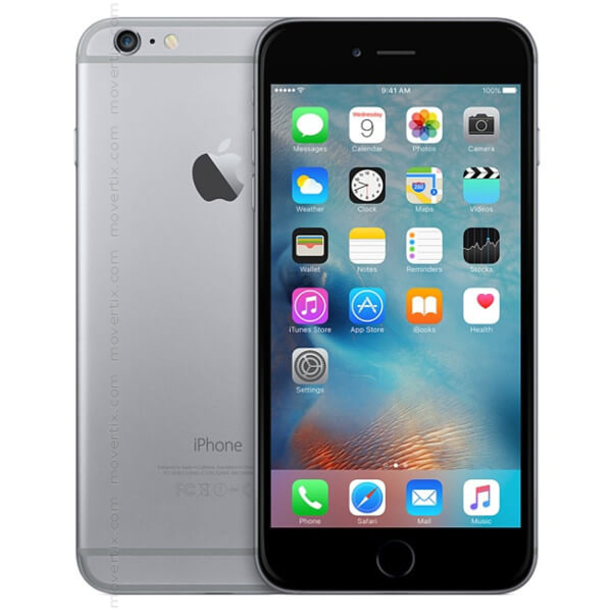 Iphone 6 Libre Precio Apple Iphone 6s Plus En Gris Espacial De 32gb