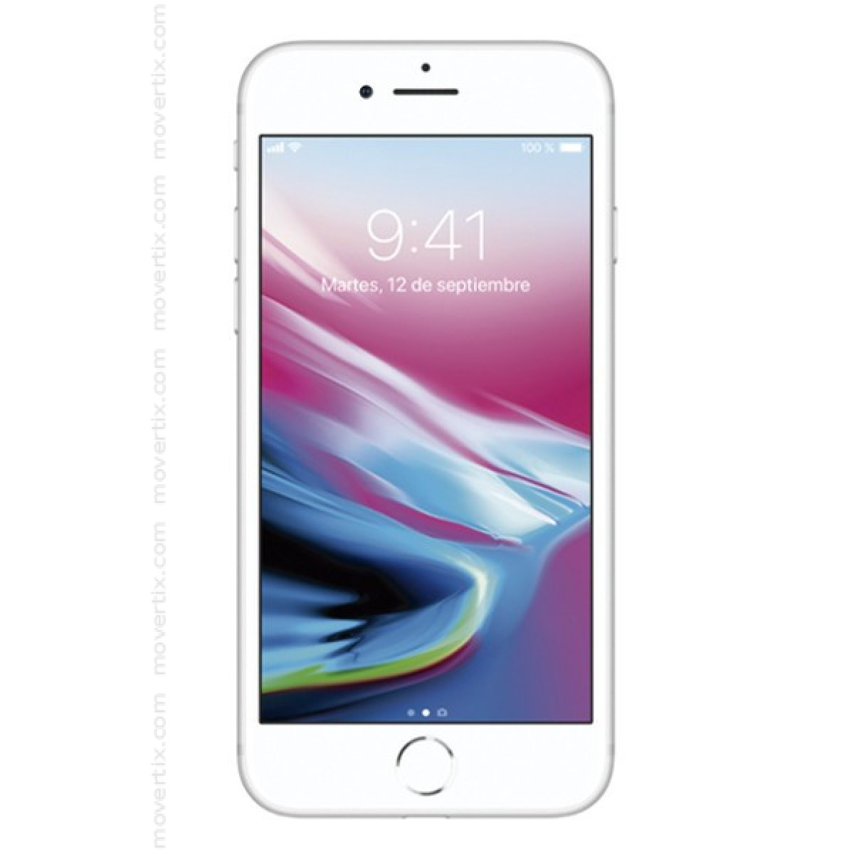 Moviles Libres Apple Apple Iphone 8 En Plata De 256gb 0190198452832