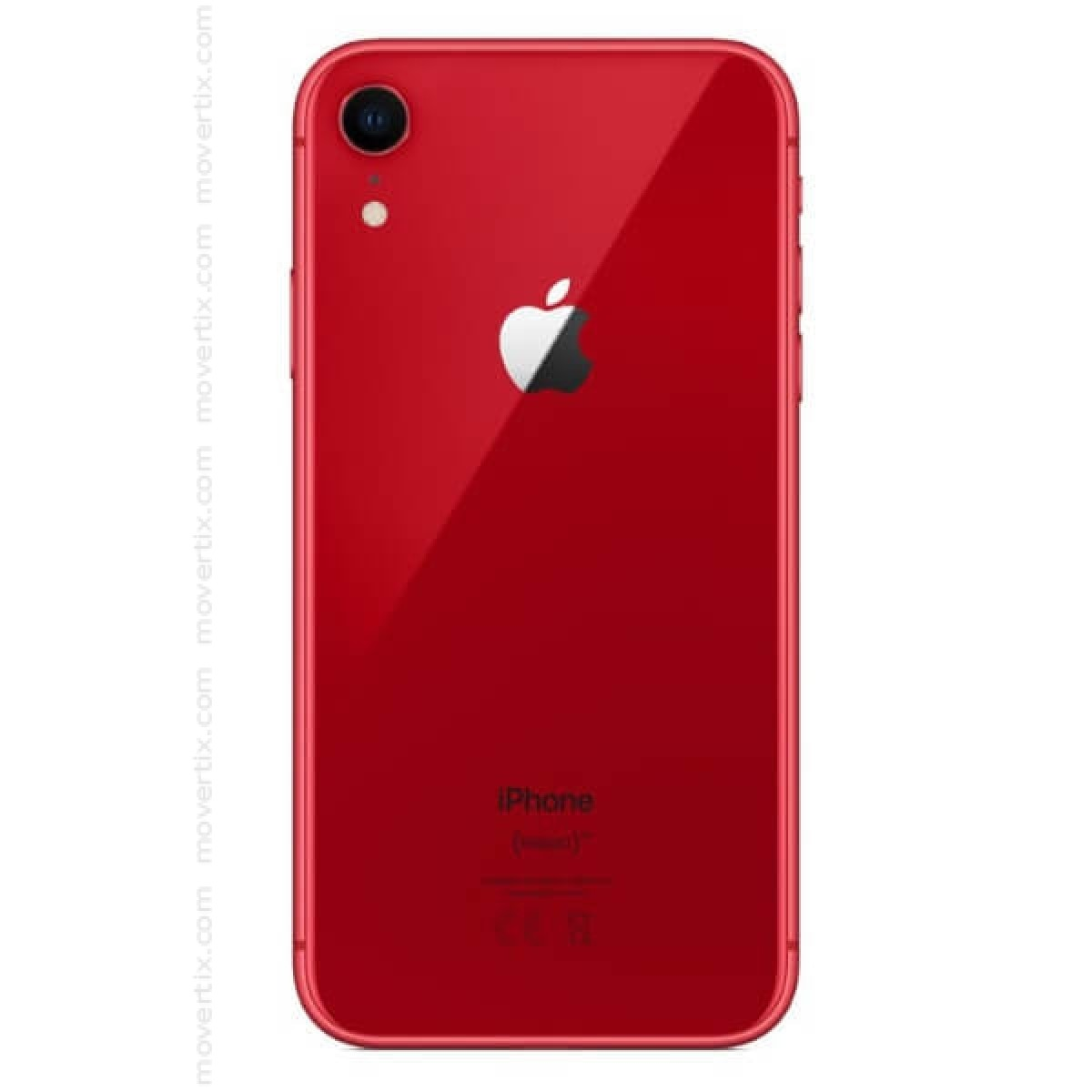 Moviles Libres 5 Pulgadas Apple Iphone Xr En Rojo De 64gb (0190198771186) | Movertix