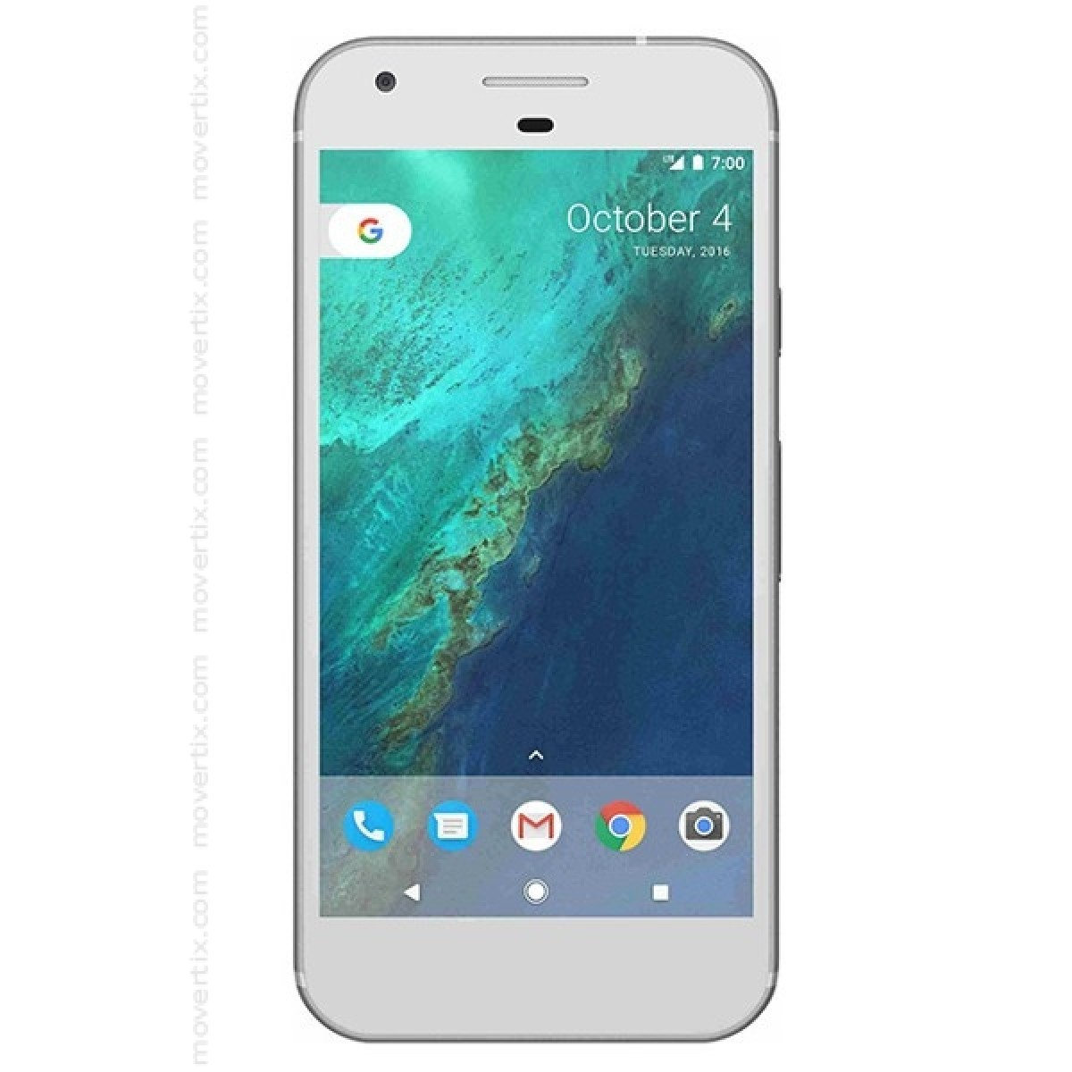Moviles Libres Blackberry Google Pixel En Plata De 32gb 4718487694440 Movertix
