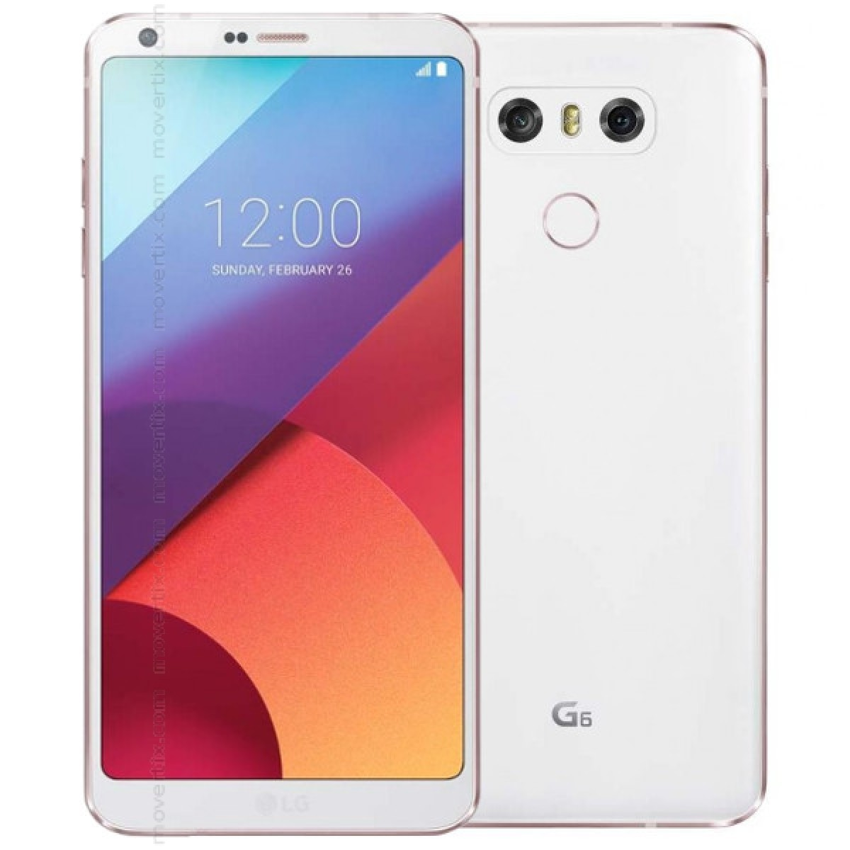 Moviles Libres Xiaomi Lg G6 En Blanco H870 8806087020106 Movertix Tienda