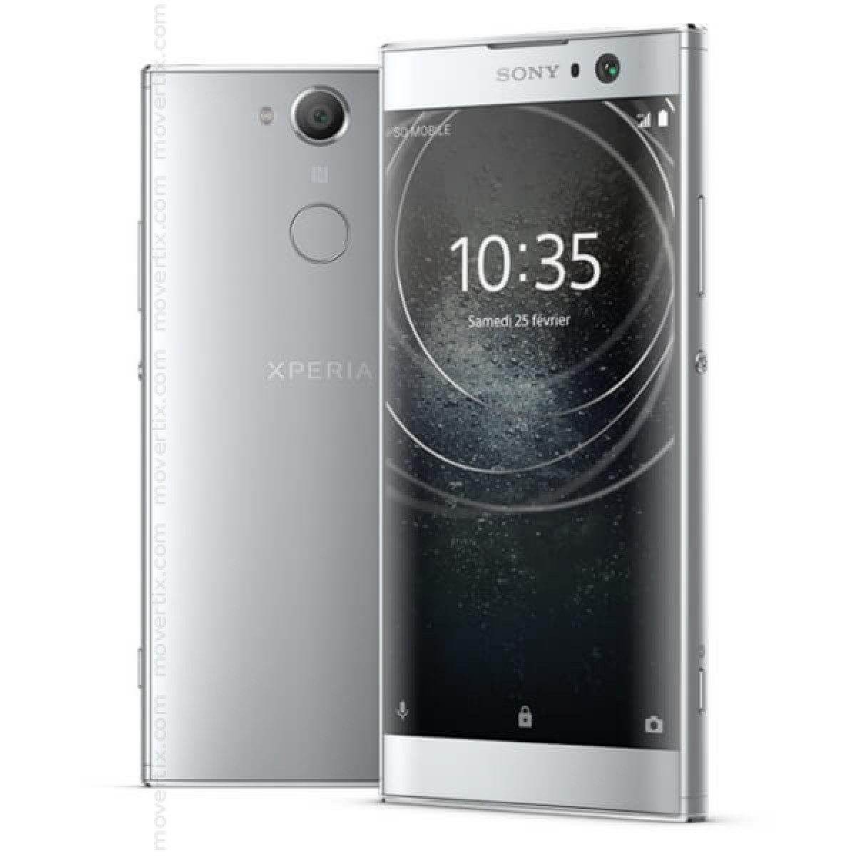 Sony Xperia Xa2 In Silber H3113 7311271605454 Movertix Handy Shop