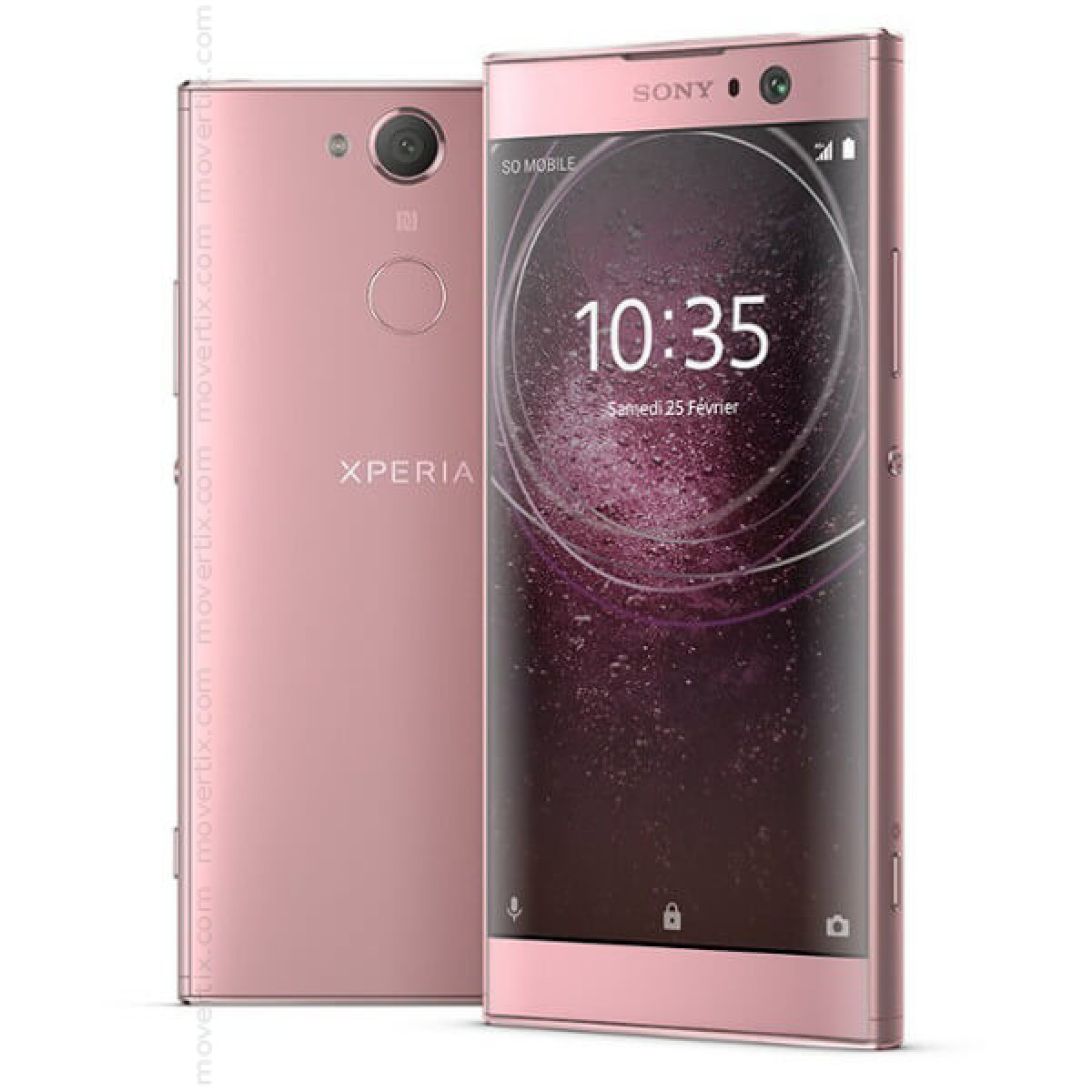 Sony Moviles Libres Sony Xperia Xa2 En Rosa 7311271605744 Movertix Tienda