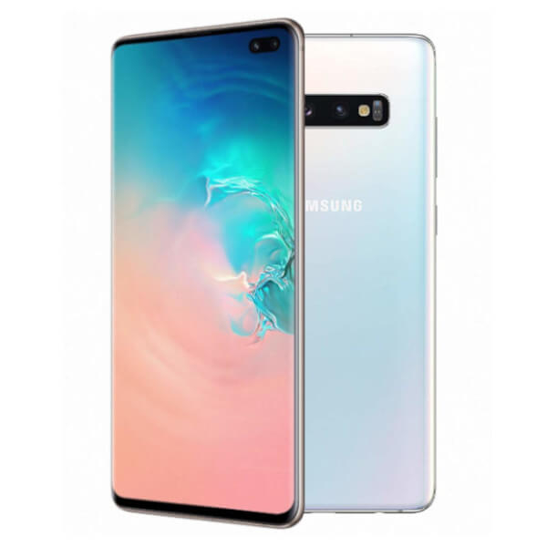 Moviles Sony Libres Samsung Galaxy S10 Plus Dual Sim En Blanco De 128gb Y 8gb