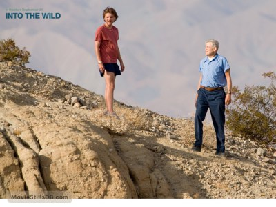 Into the Wild - Wallpaper with Hal Holbrook & Emile Hirsch