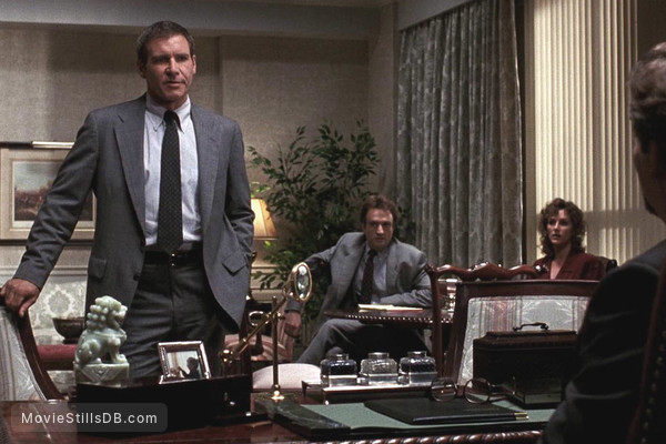 Presumed Innocent - Publicity still of Harrison Ford  Bonnie Bedelia - movie presumed innocent