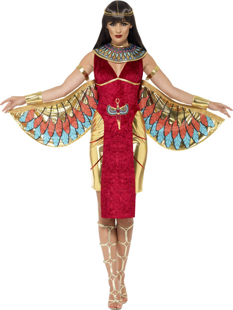 Infant Baby Halloween Costumes Egyptian Goddess Isis Adult Costume Mr Costumes